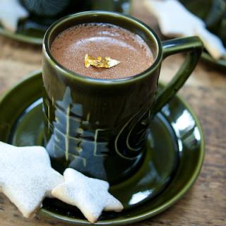 Chocolate cinnamon pots