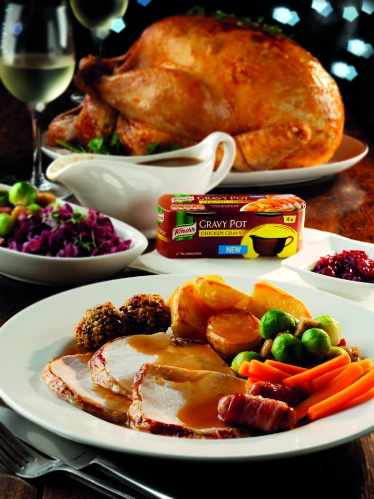 Knorr Turkey dinner pack
