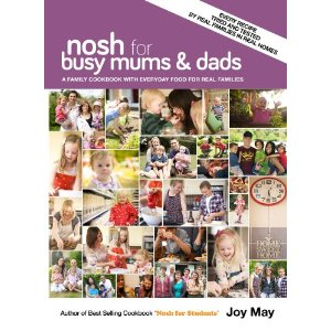 Review: Nosh for busy mums & dads by Joy May