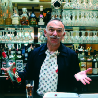 Alain of French Restaurant Mon Plaisir