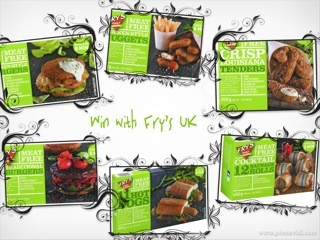 Win FRY's kid-friendly veggie range selection