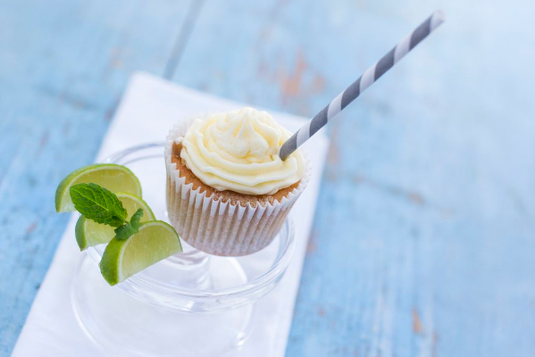 Mojito cupcakes - photo by Sharron Gibson