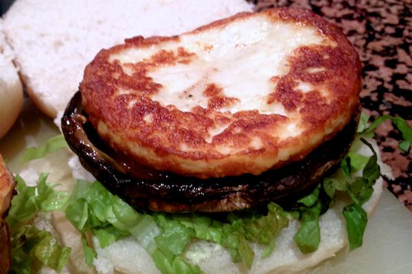 Mushroom Black Bean Veggie Burger recipe is the best veggie burger ...
