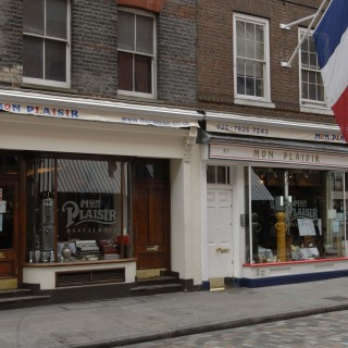 Review: Mon Plaisir in Covent Garden