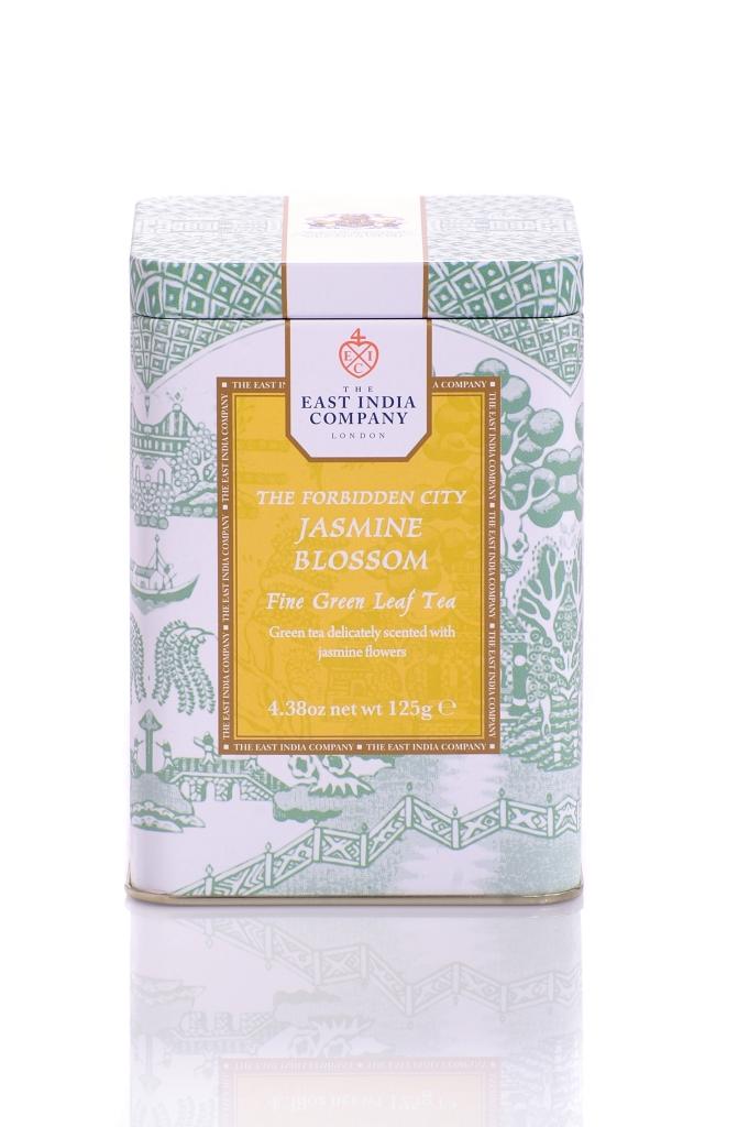 Jasmine Blossom tea from The East India Company