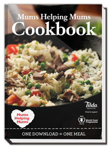 Review: Mums Helping Mums Cookbook