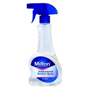 Milton anti bacterial spray