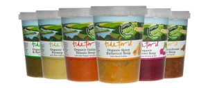 Tideford Organics Soup Range