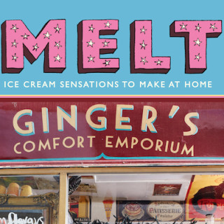 Win: Melt ice-cream book