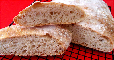 Ciabatta from Utterly Scrummy