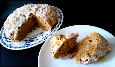 Utterly Scrummy's eggless banana bread