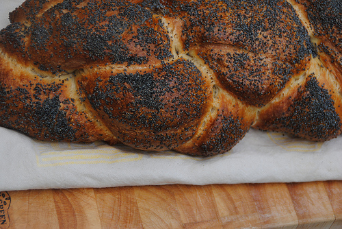 Tales of Pigling Bland's poppy seed plait