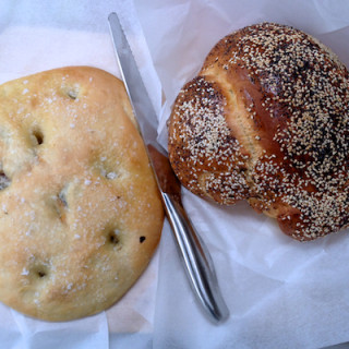 Bread making course at Leiths