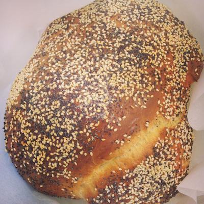 Enriched white loaf
