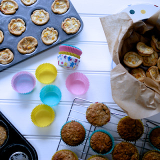 Toddler friendly picnic recipes