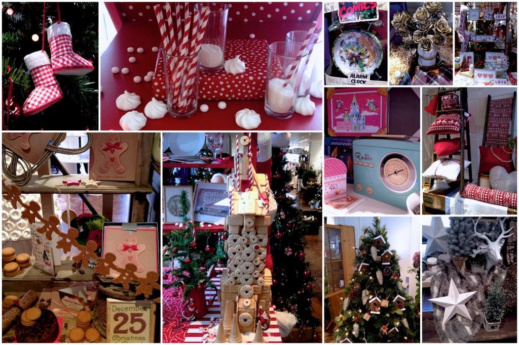 Christmas decs and gifting