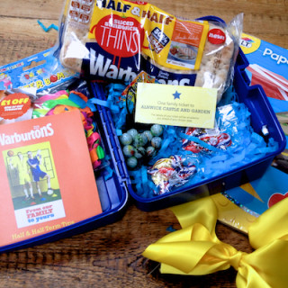 Review: Warburtons Half & Half Term kit