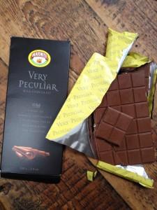 Very Peculiar Marmite Milk Chocolate