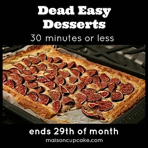 Easy desserts for dinner parties recipe