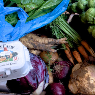 Review: Kent Veg Box