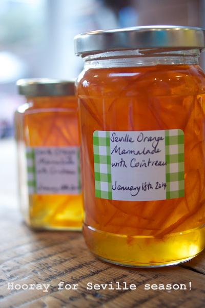 Seville Orange Marmalade on feedingboys.co.uk