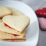 Valentine recipes by Katie Bryson for Parentdish.co.uk