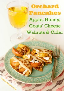 Orchard-Pancakes-with-cider from Fuss Free Flavours