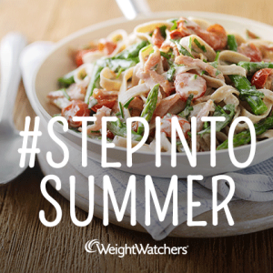 Step Into Summer with Weight Watchers