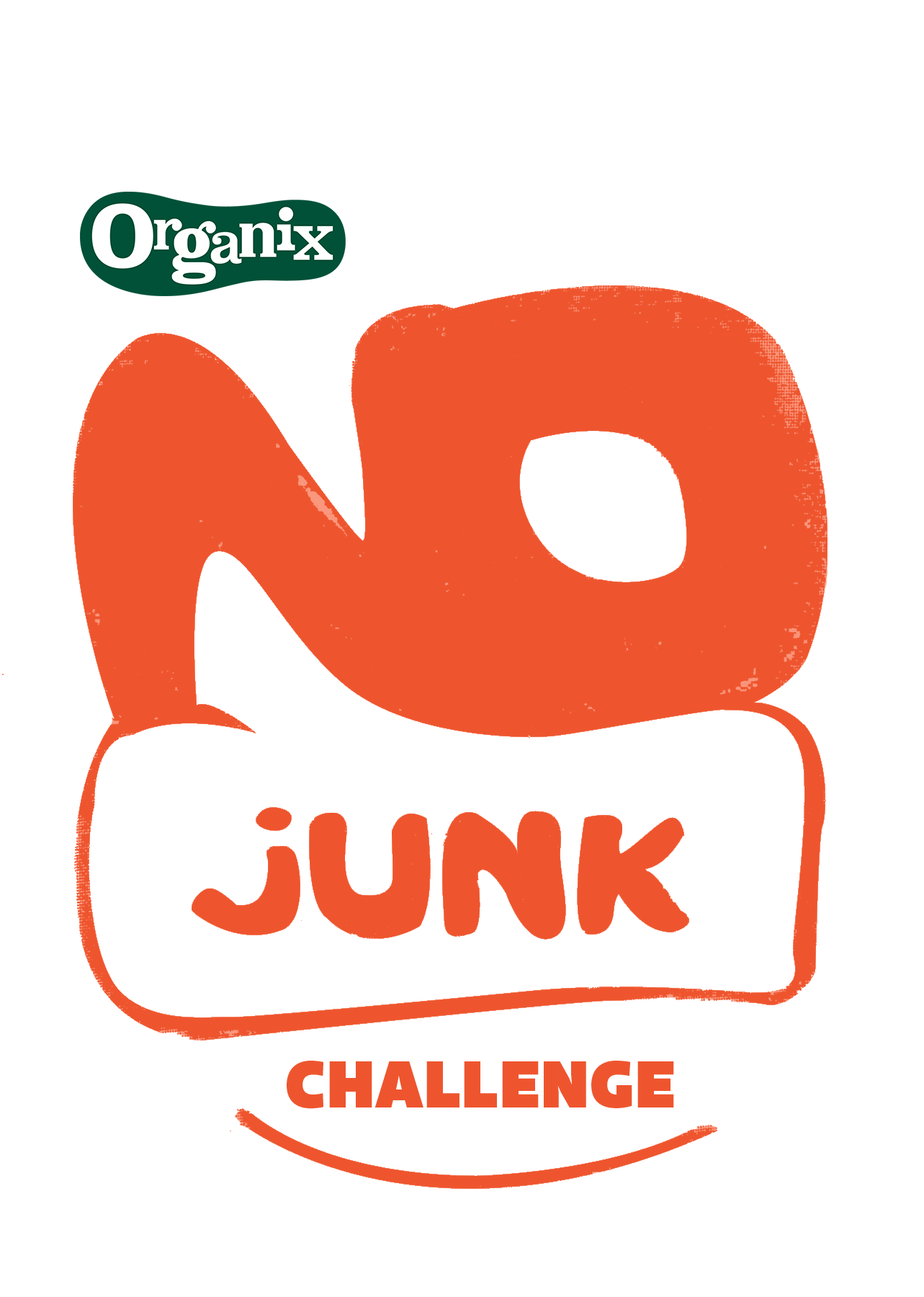 The Organix No Junk Challenge Who Is Making Our Children Fat