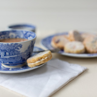 Simnel Cookies, recipe by Katie Bryson, photo by Sharron Gibson for UKTV