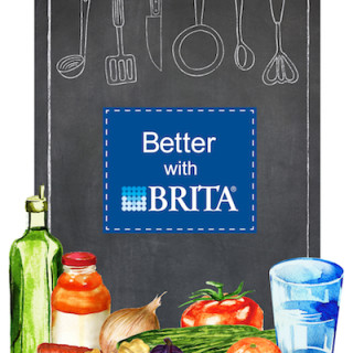 Better with BRITA logo