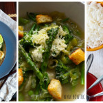 April's Round Up of Speedy Suppers - images from Franglais Kitchen, How To Cook Good Food & Croque
