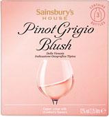 Sainsbury's Pinot Grigio Blush