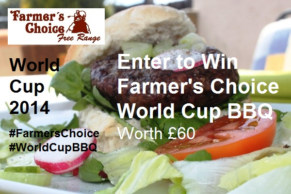 Farmers Choice BBQ World Cup Meat Pack Competition