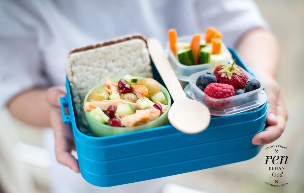 Ren Behan: Miniature Potato Salad