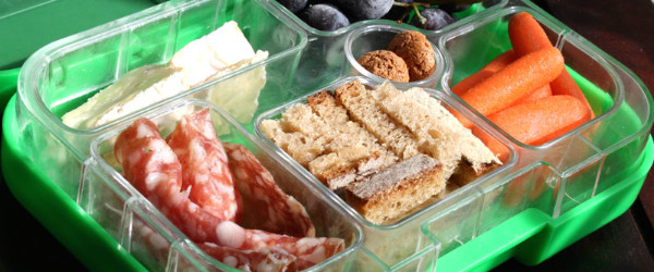 Packed Lunch Box from YumBox