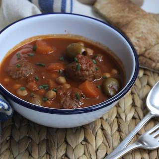 Vegetarian stew in the Redmond Multicooker on Feedingboys.co.uk