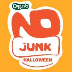 No Junk Halloween_Logo
