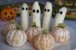 Organix No Junk banana ghosts