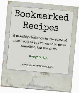 Bookmarked Recipes with Tinned Tomatoes and Feeding Boys