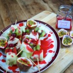 Halloween Kebabs with Monster Blood by Katie Bryson for Parentdish.co.uk