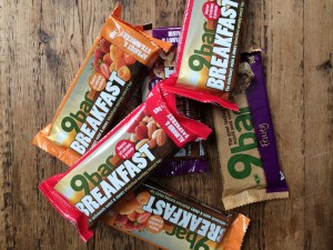 9 Bar Breakfast Bars