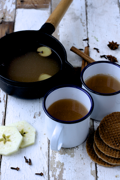 Spiced Warm Apple Punch by Katie Bryson on Parentdish.co.uk