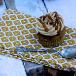 Toffee Apple Cupcakes by Katie Bryson for Parentdish.co.uk