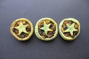 Spinach-Mince-Pies from Veggie Desserts