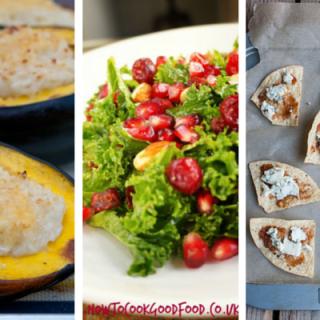 November's Simple and in Season round up on Feedingboys.co.uk