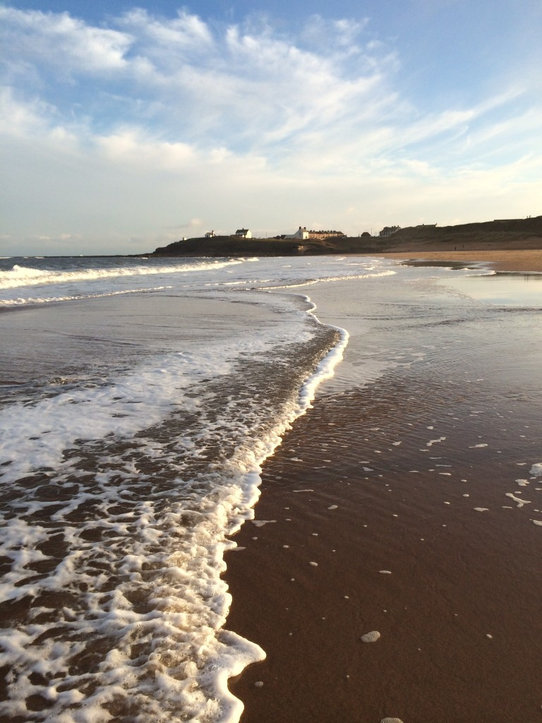 Northumberland Beach, photo by Katie Bryson