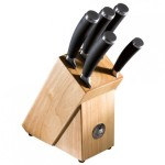 Win Raymond Blanc Knife Block Set with feedingboys.co.uk