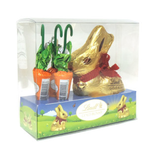 Win Easter Lindt Chocolate Bunny Bundle