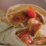 Birdseye Chicken Chargrill Wrap